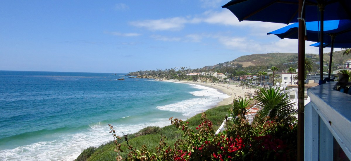January Dreaming: A Summer Afternoon in Laguna Beach