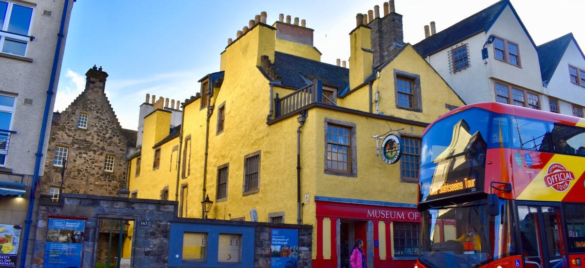 Haiku: Vibrant Edinburgh