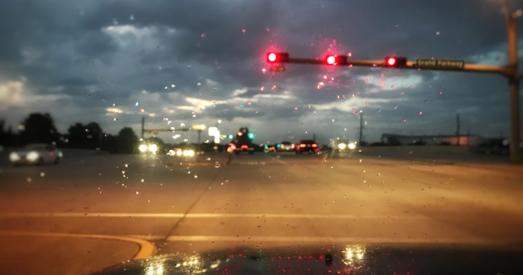 Early Morning: What the Car Saw