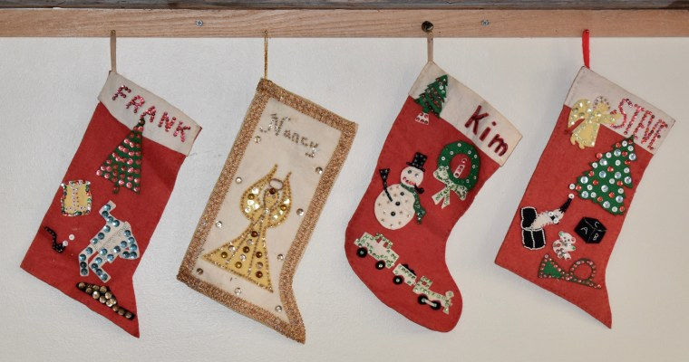Empty Stockings Full of Love