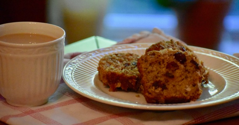 Beyond Banana Bread (a recipe)