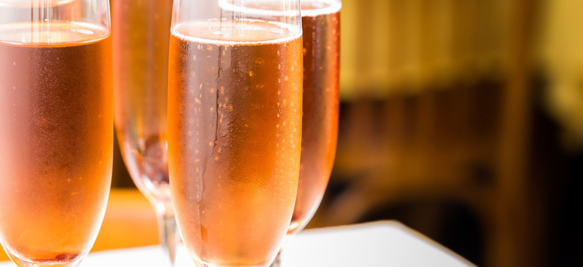 Champagne Drinks for New Year's and the Nazi-Defying History of the Kir Royale Cocktail