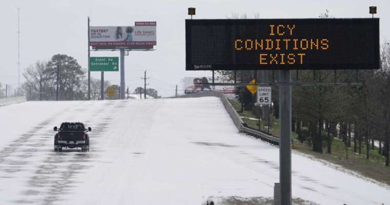 The Texas Deep Freeze and Power Grid Fiasco: We Have to Do Better