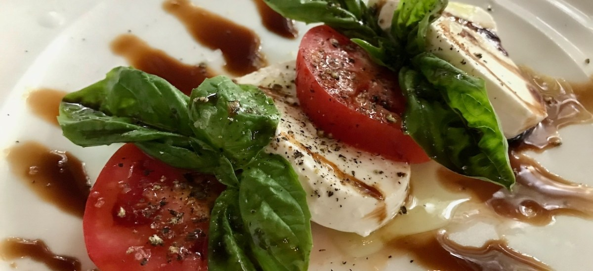 Summertime is Time for Caprese
