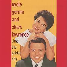 Eydie Gorme and Steve Laurence Sing the Golden Hits cover