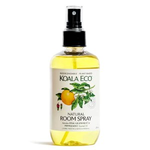 Gloves and Sanitisers Koala Eco Natural Room Spray pink grapefruit and peppermint 250ml