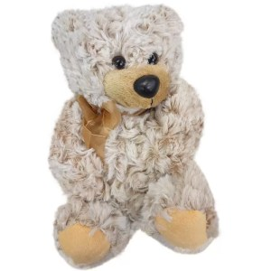 Theo Beige Teddy Bear from Gloves and Sanitisers