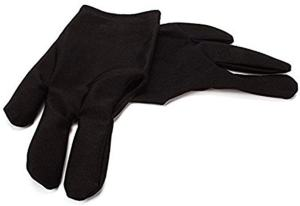 MXXGMYJ Magic W 3 fingers Billiard Gloves