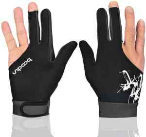 anser elastic three finger gloves