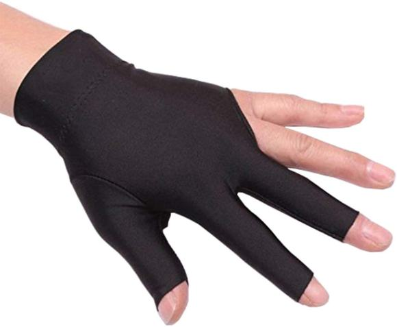 aukmont billiard gloves