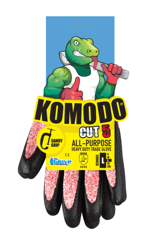 KOMODO CUT 5 SAFETY Glove