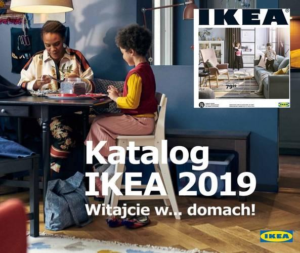 Ikea Nowy Katalog 2019 Witajcie W Domach Styl życia