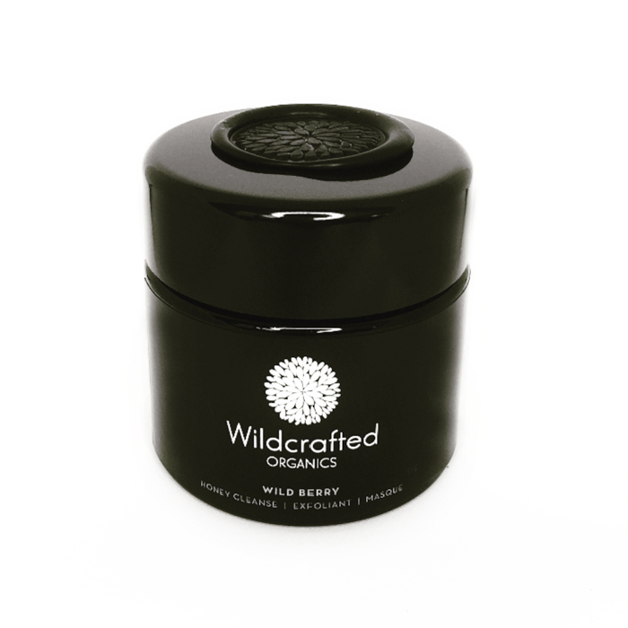 Wildcrafted organics wild berry