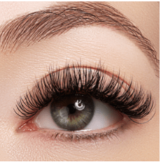Brow Extensions.