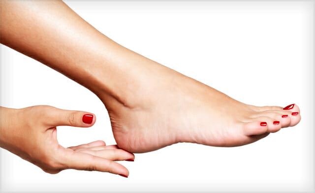Spa Manicure Pedicure