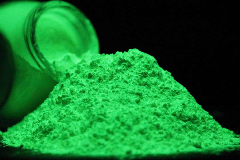 Phosphorus Glow Decorations
