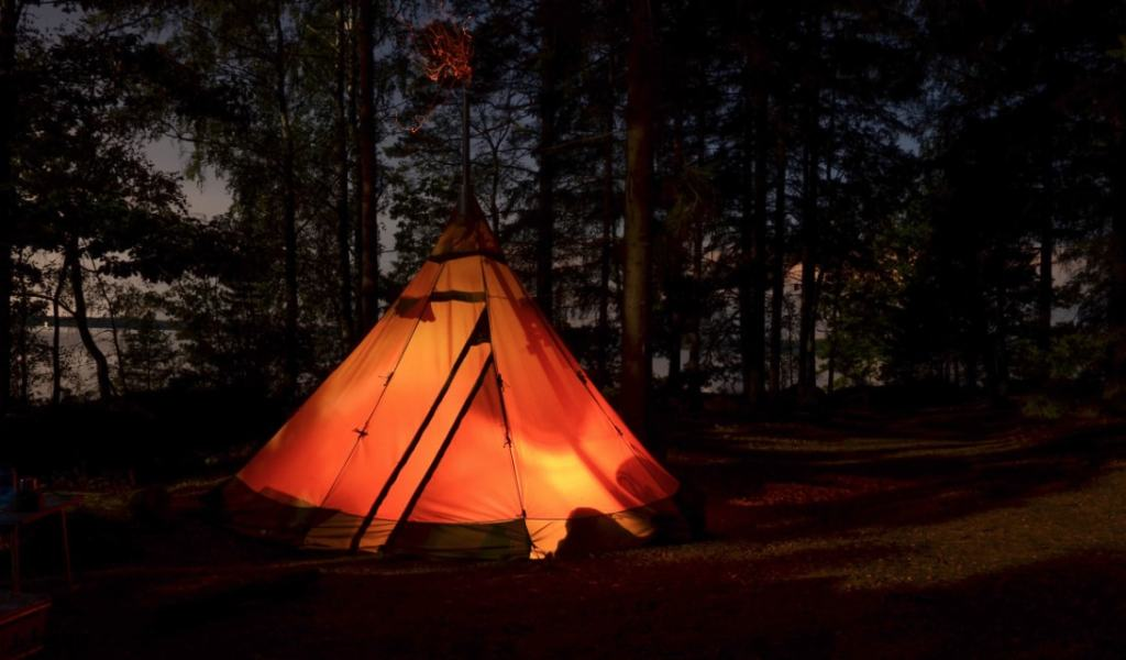 Top 5 Best Camping Candle Lanterns For Your Next Hike! | Glowily