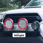 Top 5 Best LED Spotlights For 4WD, Off Roads, Jeeps, Fords & More!