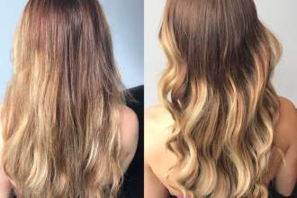 Salon Spy: In the comfort of your own home - From Ginger to Blonde Balayage