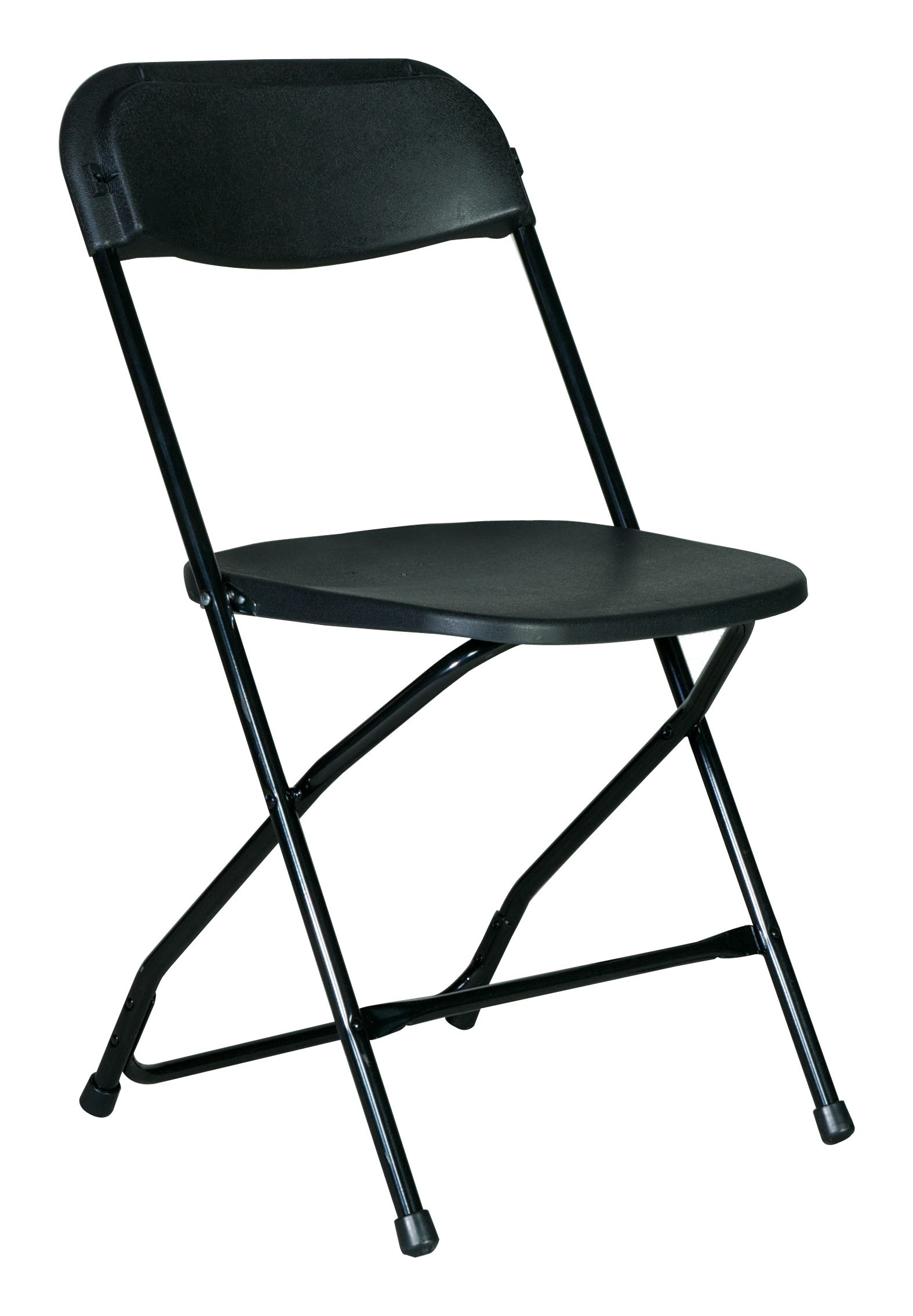 Glow The Event Store  BlackFolding Resin chair  300