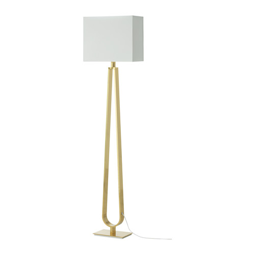 Glow The Event Store  Gold Frame Floor Standing Lamp 35