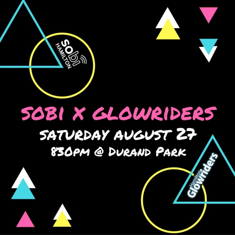 SoBi x Glowriders