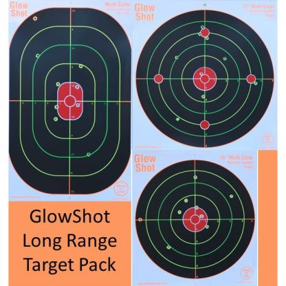Long Range Target Pack 600