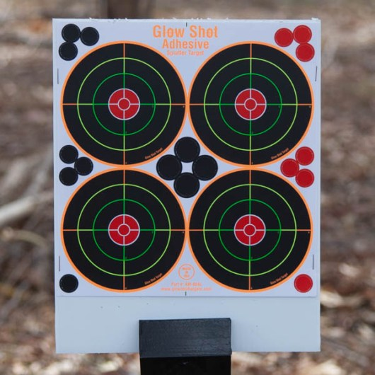 Self Adhesive Targets