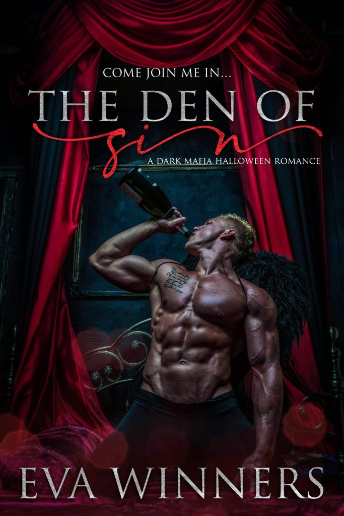 Book Cover: The Den of Sin by Eva Winners