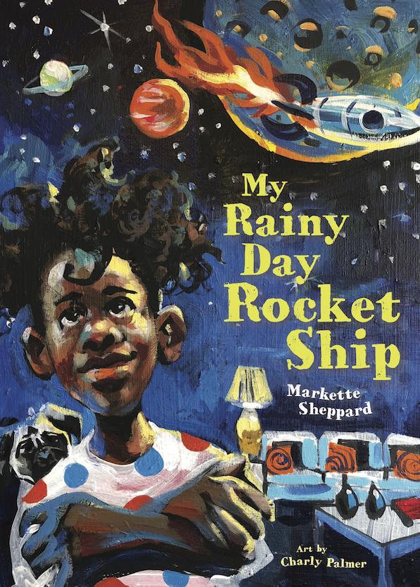 My Rainy Day Rocket Ship book cover
