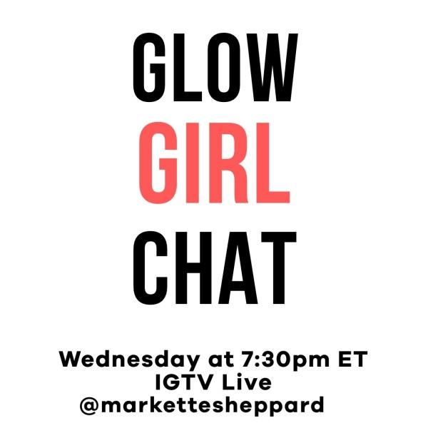 glow girl chat promo
