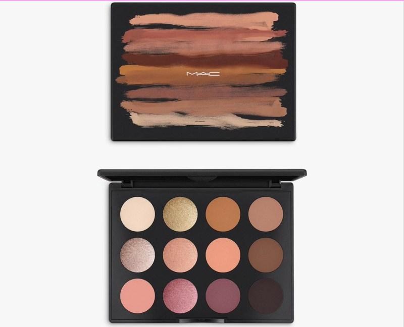 mac cosmetics eye shadow palette