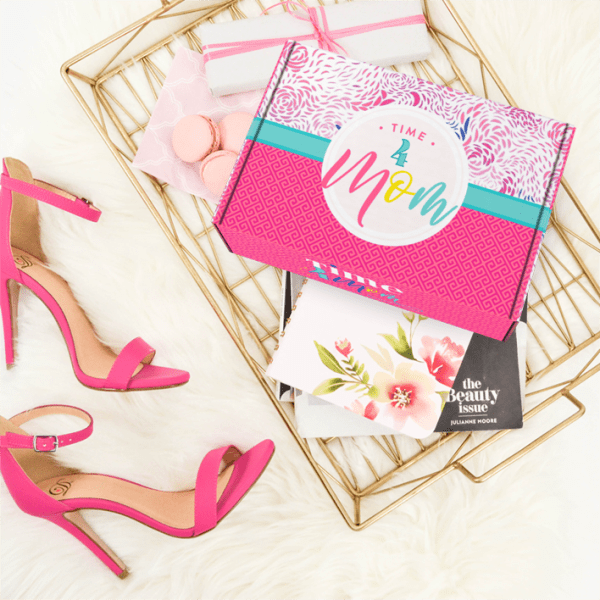time 4 mom subscription box heels