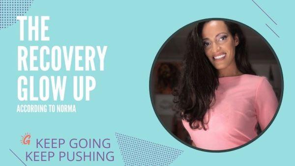 keep going keep pushing