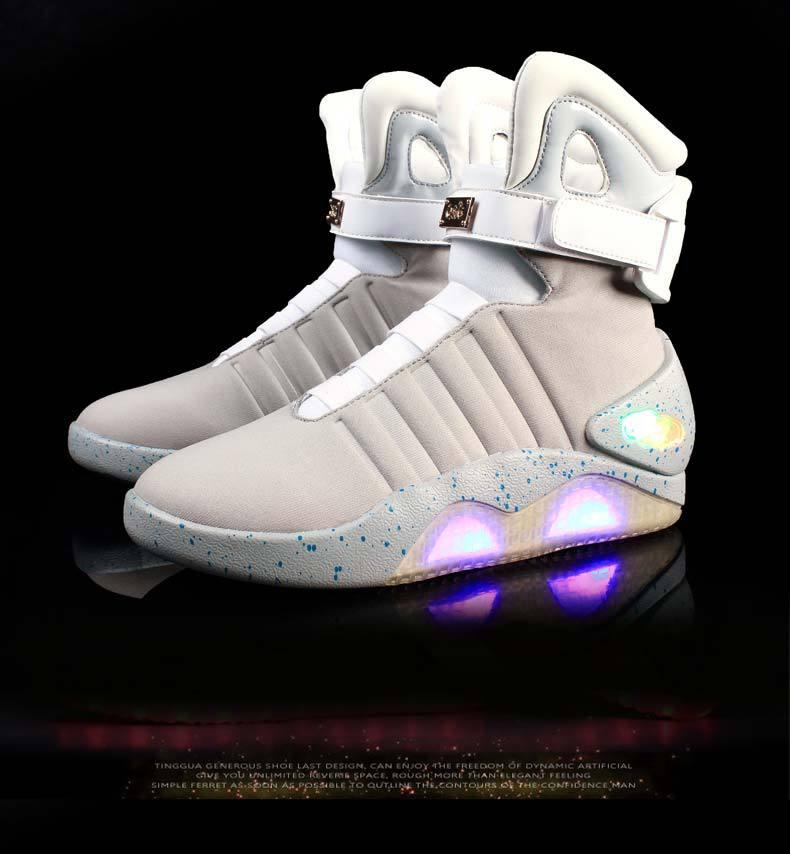 led glow shoes