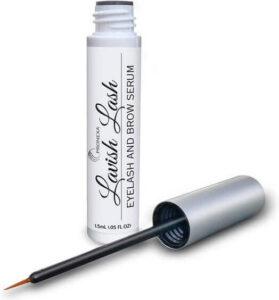 Pronexa Hairgenics Lavish Lash – Eyelash Growth Enhancer & Brow Serum with Biotin & Natural Growth Peptides for Long, Thick Lashes and Eyebrows. best makeup for seniors, best eyelash growth enhancer
