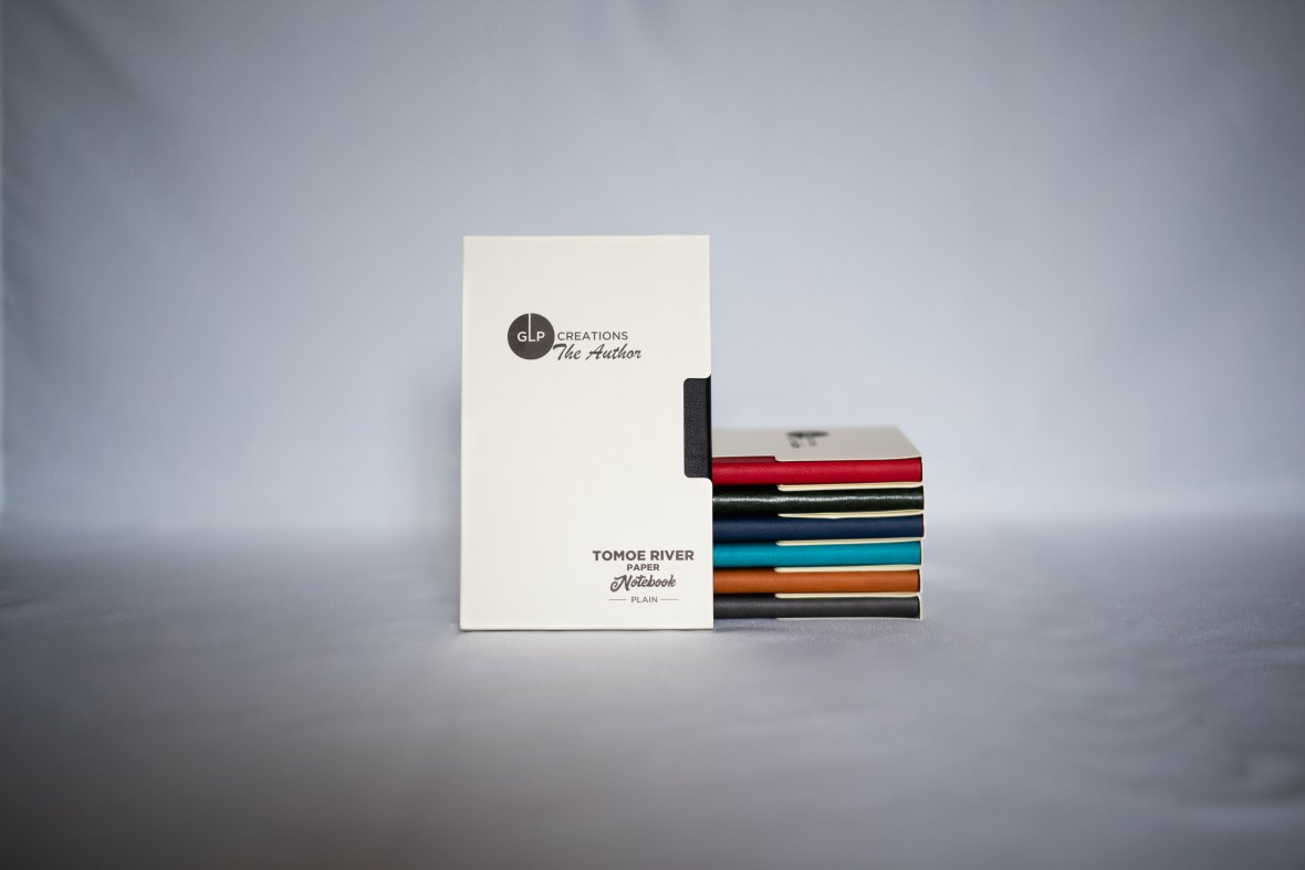 The Author notebook