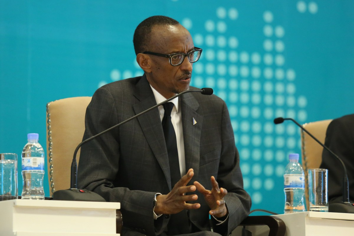 Kagame's electricity is in the news  – GLPOST