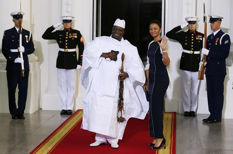 Gambian President Yahya Jammeh Loses Election, Concedes Defeat