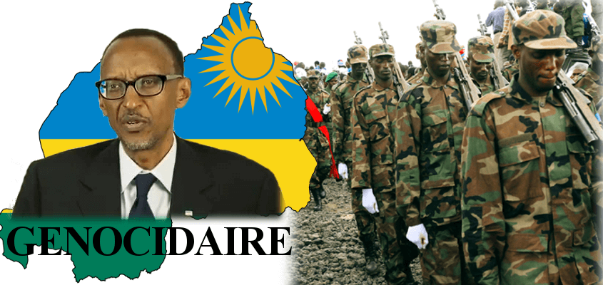 """The man of Kigali says it all """"I am the president by accident"""" -that is the truth."""