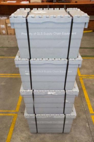 GLS Tote Box Storage Box
