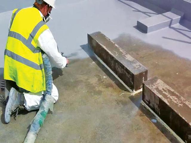 Gls Coatings Spray Applied Seamless Roof Repair Coatings Are Touch Dry In Under 10 Seconds And Can Be Walked On Immediately