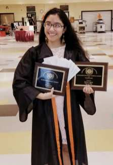 GLTS student Juana Lopez is headed to the SkillsUSA national competition. (Courtesy Photo GLTS)