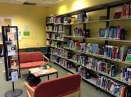 Library at Gartnavel General