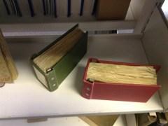 Sheaf catalogues!