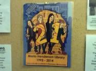 Library birthday
