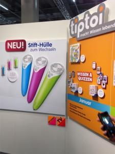 Ravensburger_TipToi Nuernberg Spielwarenmesse