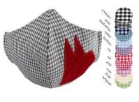 Kindermaske Dom Farbübersicht