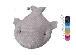 Schauen Sie Sich hier unser Wärmekissen Wal gepunktet in vielen verschiedenen Farben an