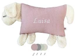 Klicken Sie hier um sich unser Kuscheltier Kissen Schaf in rosa anzuschauen